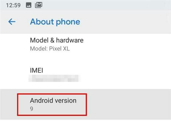 Android P系统代号曝光!安卓9?