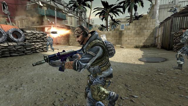 战地之王射击游戏单机版可局域网联机